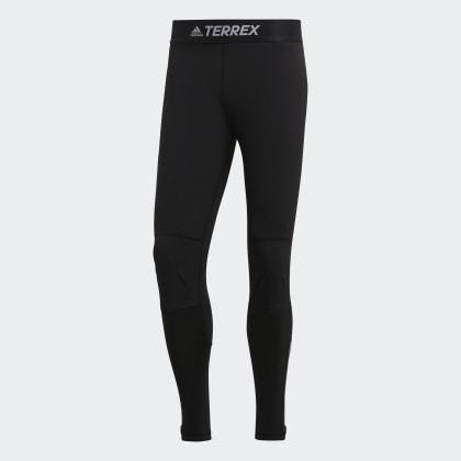 Trail Agravic Black Running Deutschland Tight Schwarz Adidas lwZuOTkiPX