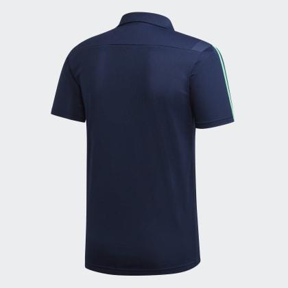 Night IndigoHi Poloshirt res Adidas Real Green Madrid Deutschland Ultimate Blau bfY7vy6g