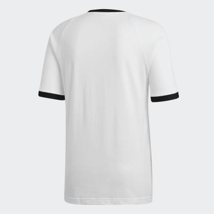 Deutschland shirt Weiß T Adidas 3 White streifen xrWdeCBo