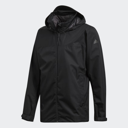 Adidas Deutschland Black Wandertag Schwarz Jacke F3u5l1cTJK