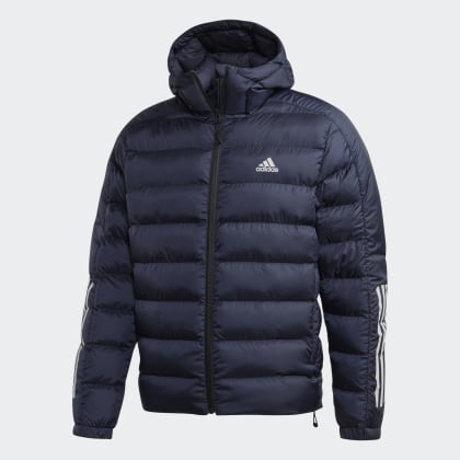 Adidas stripes 2 3 Blau Deutschland 0 Ink Legend Itavic Jacke xWoderBC