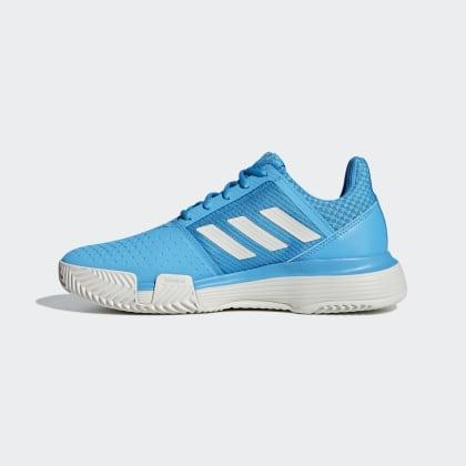Bounce Deutschland Shock CyanRaw Clay White Adidas Courtjam Blau Cloud Schuh dhQrsBtxC