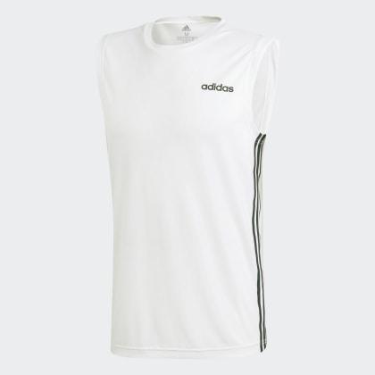 T Design 2 White streifen Move Adidas 3 Weiß Deutschland shirt e2WH9YbDIE