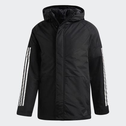 streifen 3 Jacke Schwarz Deutschland Xploric Black Adidas FK3l1TJc