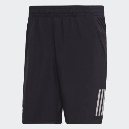 Schwarz Deutschland 9 Club 3 Shorts inch Adidas BlackWhite streifen zpVUGSqM