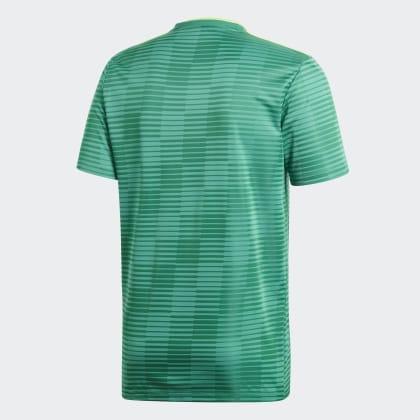 Grün Adidas Bold GreenSolar Condivo 18 Deutschland Trikot cL35RqSA4j