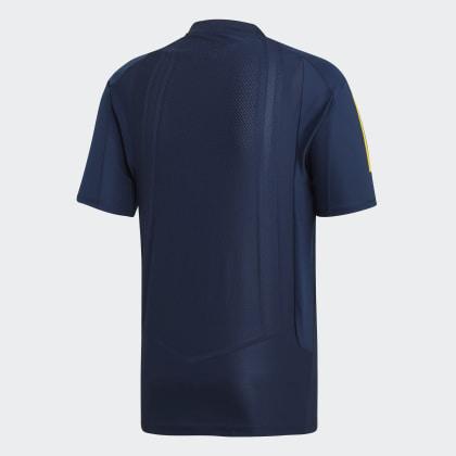 Deutschland Blau Arsenal Collegiate Ultimate Yellow NavyEqt Fc Adidas Trainingstrikot SUVqzMp