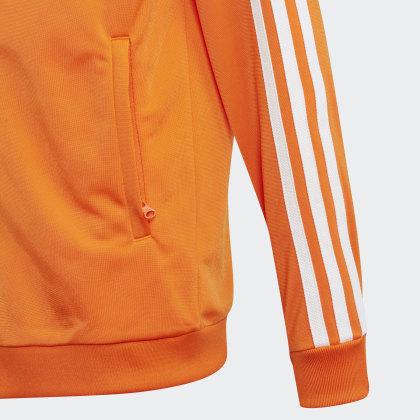 Sst Adidas Orange DeutschlandWhite Originals Jacke Kc3lF1TJ
