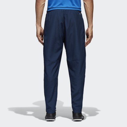 Collegiate NavyWhite Adidas Hose Blau Deutschland Tiro 17 PukZXiwOTl