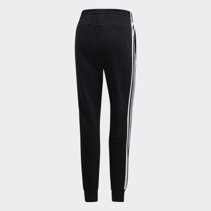 Hose Schwarz BlackWhite Adidas Deutschland 3 streifen Essentials rstCdhQ