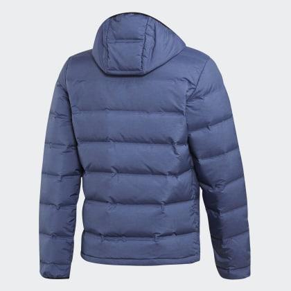 Jacke Helionic Adidas Blau Deutschland Tech InkMystery 6yvYbg7If