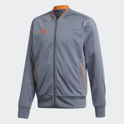 18 GreyOrange Grau Deutschland Condivo Jacke Adidas 1cKFlJ