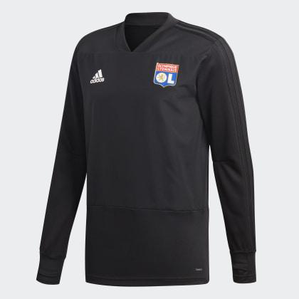 Olympique Lyon Trainingstrikot BlackWhite Deutschland Adidas Schwarz XPwTkZOiul