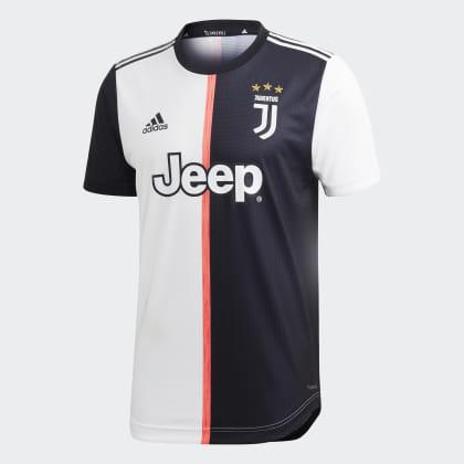 Turin Authentic Deutschland Adidas Juventus Heimtrikot Schwarz BlackWhite tsQdhCr