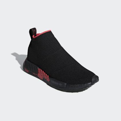 Schwarz Red BlackShock cs1 Schuh Deutschland Adidas Primeknit Core Nmd QthCxsdr