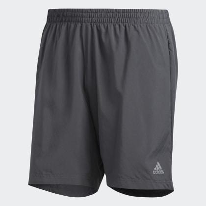 Grey Grau Deutschland Adidas Shorts it Six Run 3A4RqLcS5j