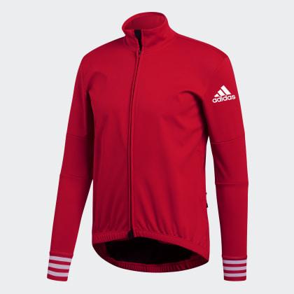 Adidas Deutschland Rot Adistar Scarlet Winter Trikot SVpqzGUM