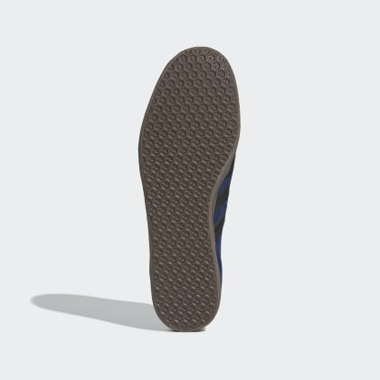 Dark Adidas Schuh Blau BlueCore Deutschland Black Gum5 Gazelle 9DYWHE2I