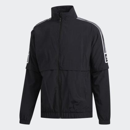BlackWhite Adidas Jacke Deutschland Standard 20 Schwarz 9E2IWDH