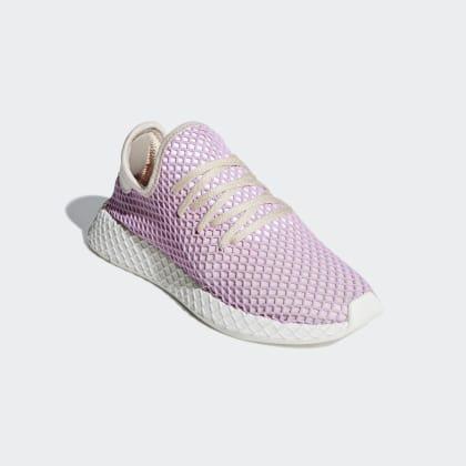 Schuh Clear Lilac Deutschland PurpleLinen Adidas Deerupt Lila n0N8wm