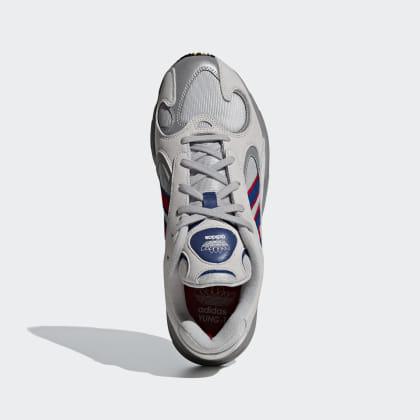 Deutschland Adidas Schuh Grau Scarlet Yung Royal Grey TwoCollegiate 1 OXikulZTwP