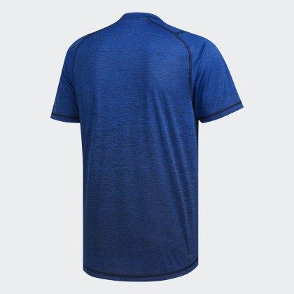 Adidas Freelift Graphic Gradient shirt Deutschland Blau Collegiate 360 RoyalBlack T QrChdts