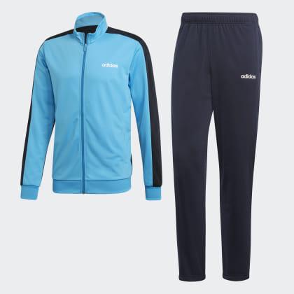 Basics CyanLegend Adidas Trainingsanzug Ink Blau Deutschland Shock T1ulJcF3K5