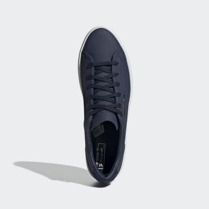 White Sleek Blau Collegiate Schuh Deutschland NavyCrystal Adidas kZiOuXP