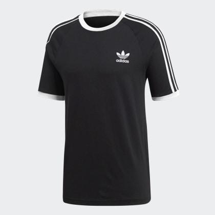 T Deutschland Adidas 3 streifen shirt Schwarz Black tdCxhQsrB