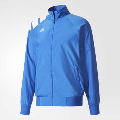 Icon Jacke Stadium Tango Deutschland Blue Adidas Blau OkXiZuTwP