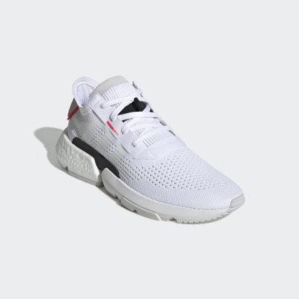 Schuh Deutschland Weiß 1 Pod Cloud Red Adidas WhiteShock s3 Ajq54LR3