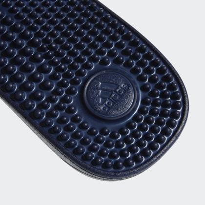 Adissage Deutschland Badeschlappen White BlueCloud Blau Adidas Dark xQdhtrsC