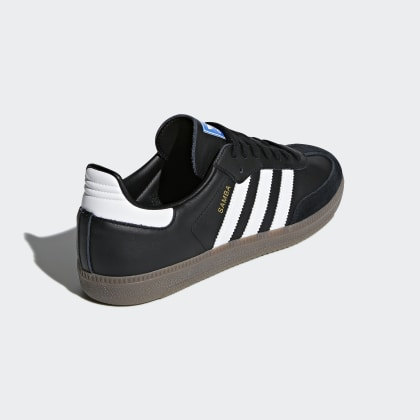 Og Schuh BlackCloud Core Adidas Gum5 White Samba Deutschland Schwarz eWE29DYHI