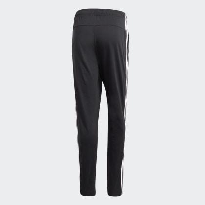 Schwarz Hose Adidas streifen Essentials BlackWhite Deutschland Tapered 3 lJuK3cF1T
