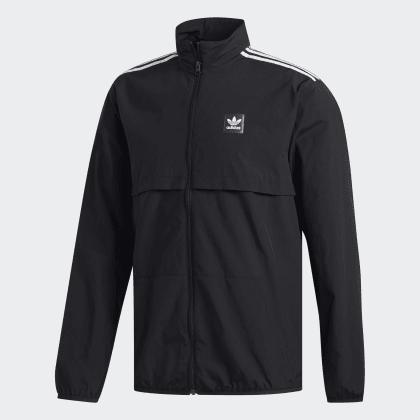 Deutschland Jacke Schwarz BlackWhite Action Class Adidas ybgY76f