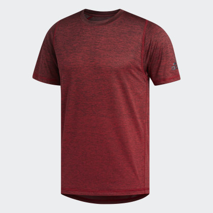 360 Gradient Rot Graphic Deutschland Freelift Maroon Adidas T Active shirt 4L5AjR