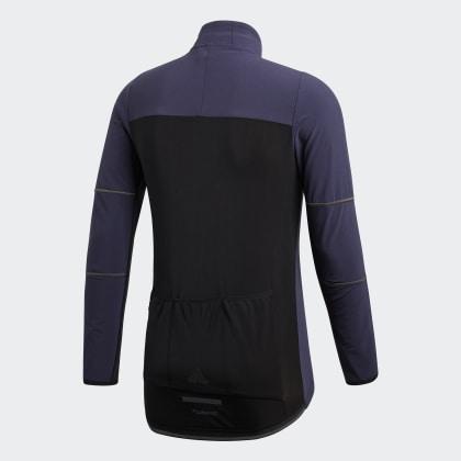 Noble Blau Jacke Adidas Cycling Climaheat Deutschland Winter InkBlack FuT1KcJl3