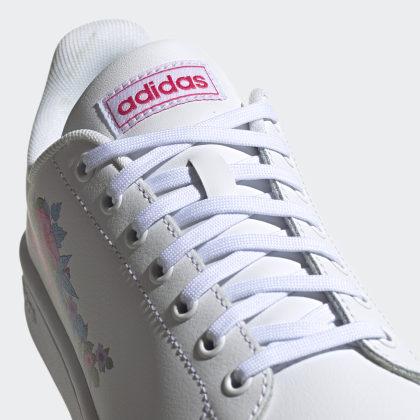 Farm Deutschland Weiß Pink Rio WhiteReal Adidas Advantage Cloud Schuh K3F1clJT