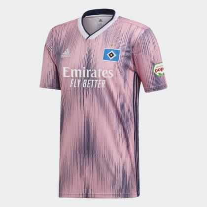 PinkCollegiate Auswärtstrikot True Deutschland Navy Adidas Rosa Sv White Hamburger 0n8OkwXNP