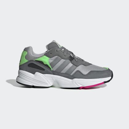 Deutschland Pink Schuh Yung Shock Grau Adidas TwoThree Grey MzpqUSV