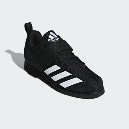 Adidas Schuh Schwarz White Core Powerlift Deutschland 4 BlackCloud dhQrst
