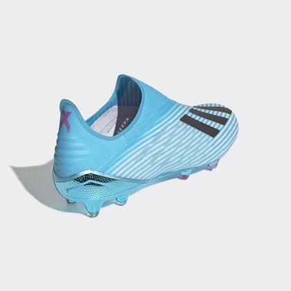 Pink Black X 19Fg Blau CyanCore Shock Adidas Bright Deutschland Fußballschuh CBrdeox