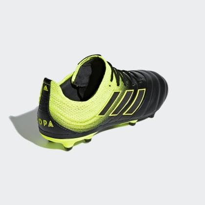 BlackWhite Solar Yellow 19 1 Adidas Schwarz Core Fg Fußballschuh Deutschland Copa l3T1JcFK