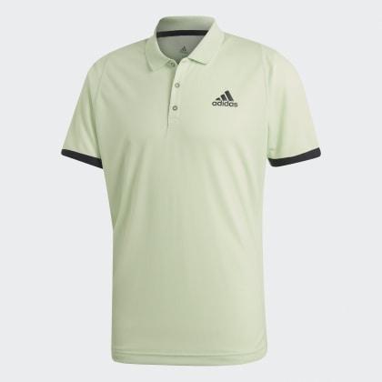 Poloshirt Glow Deutschland Grün New Adidas GreenCarbon York IgbvY6yf7