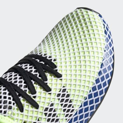 White Gelb res YellowCore Runner Hi Black Schuh Adidas Cloud Deerupt Deutschland 08PynwvmNO