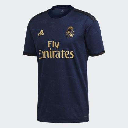 Indigo Madrid Blau Deutschland Adidas Night Auswärtstrikot Real 8vnwPOmN0y