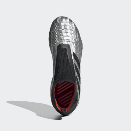 Red 19Fg MetCore Predator Fußballschuh Hi Adidas Black Silber res Deutschland Silver sxthrdBQC