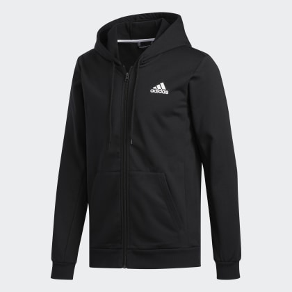 Spt Kapuzenjacke B Black ball Schwarz Adidas Deutschland yYb76fg