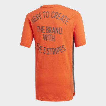 shirt Orange Adidas ActiveBlack T Deutschland Id 34qRSc5AjL