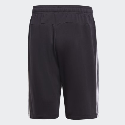 French Black 3 Deutschland streifen Schwarz Adidas Shorts Essentials Terry mwN0nv8
